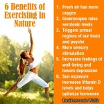 6 Benefits in Exercising in Nature