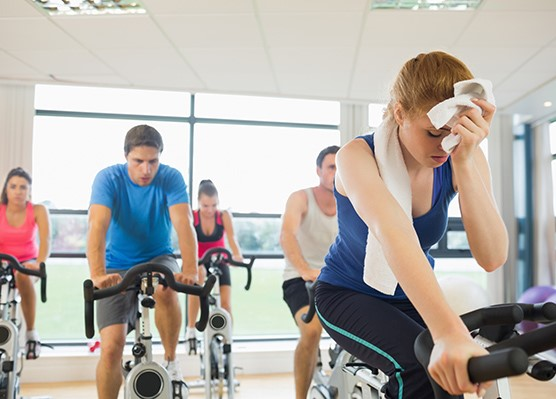 Dangers of Hot Exercising